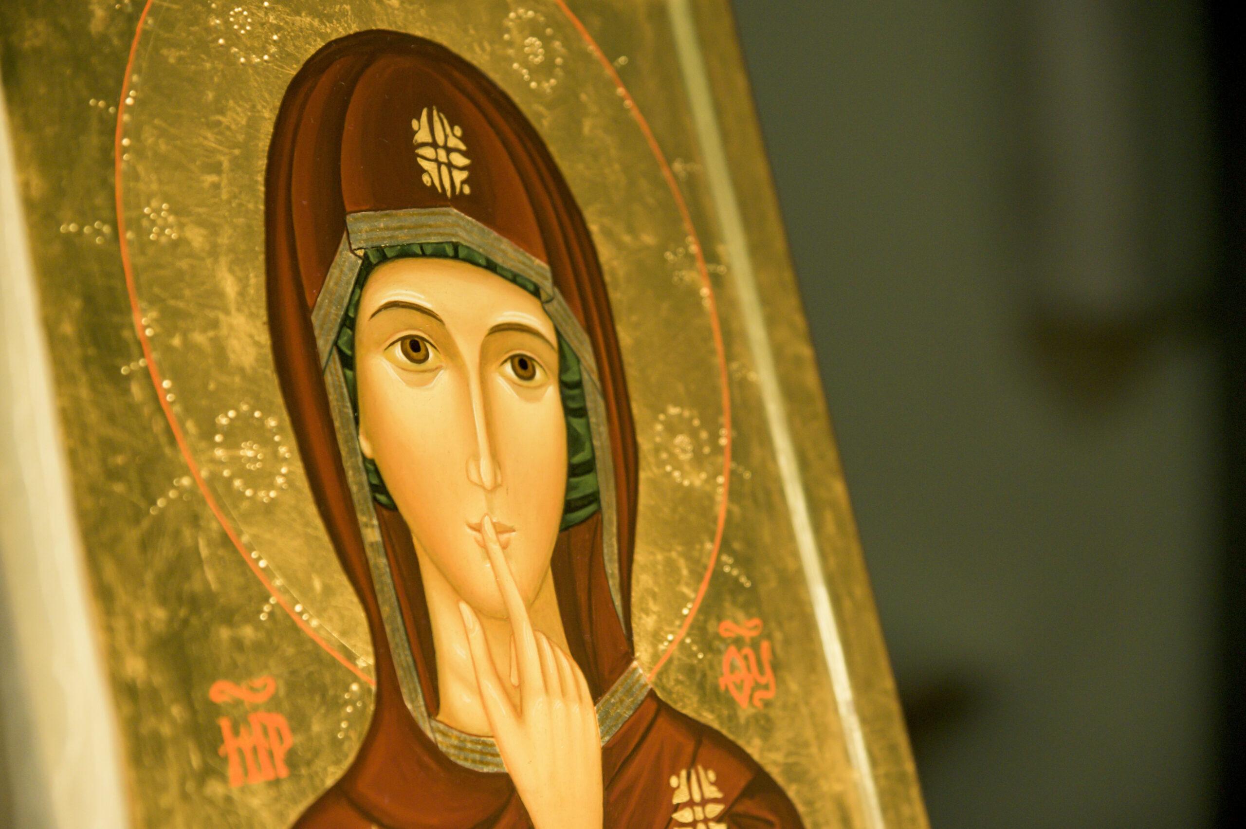Vergine del Silenzio